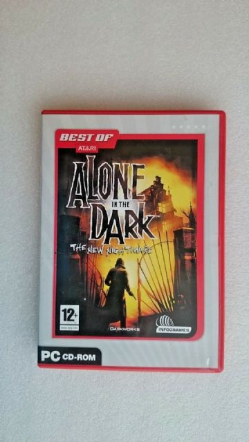 Alone in the Dark - The New Nightmare (PC Windows  2001)